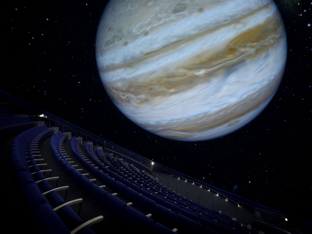 Brno Planetarium, Czech Republic
