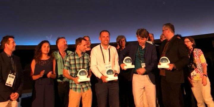 2018 IPS Fulldome Festival Winners
