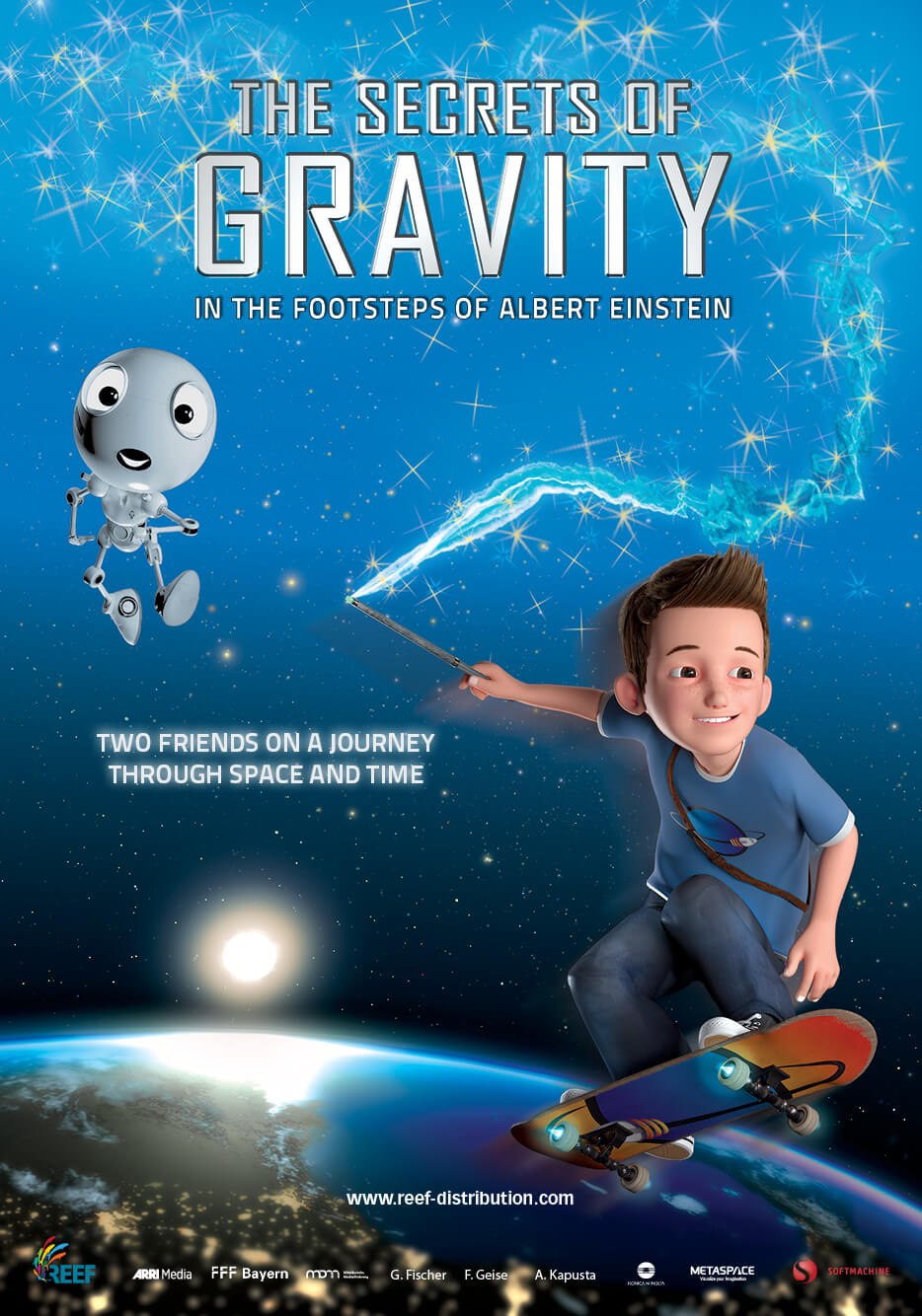 The Secrets Of Gravity – In The Footsteps Of Albert Einstein