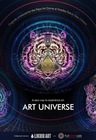 Art Universe - Fulldome Show
