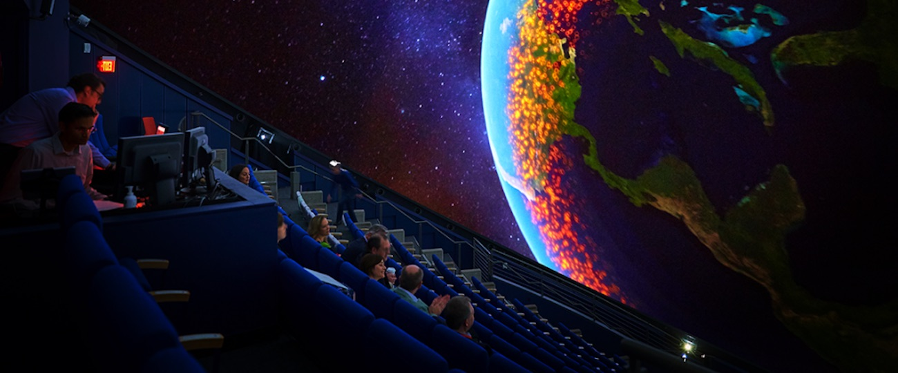 Job Opportunity: Planetarium Production Systems Administrator, California Academy of Sciences
