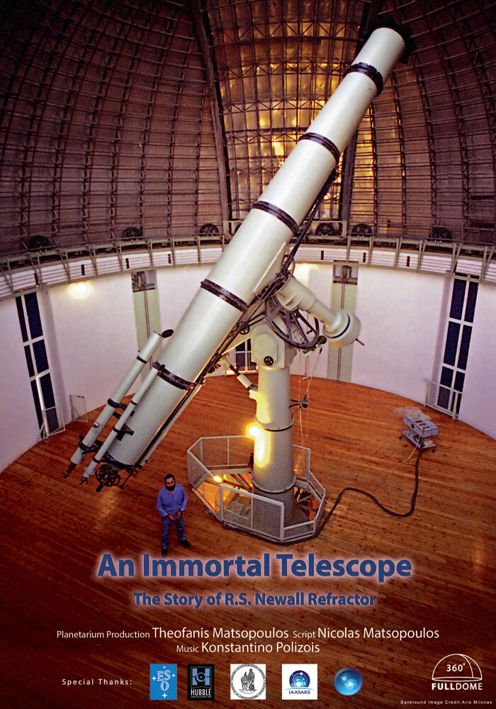 An Immortal Telescope: The Story of R.S. Newall Refractor
