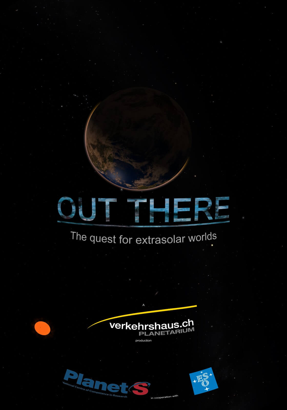 Out There – The quest for extrasolar worlds