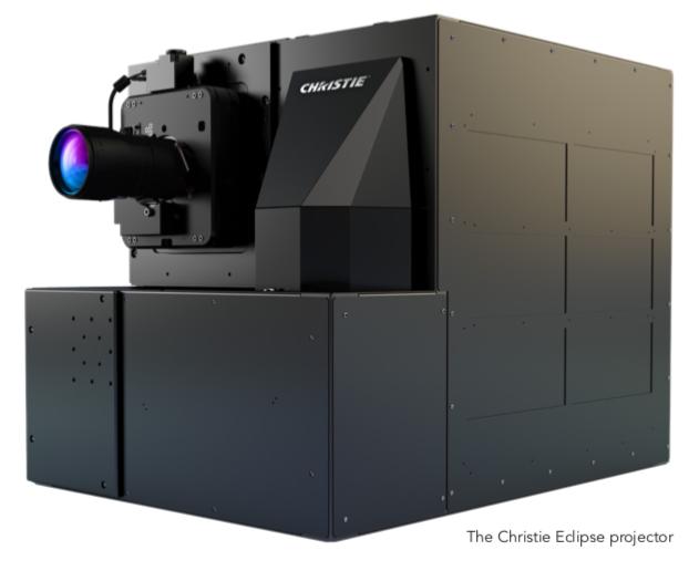 Christie Eclipse Projector - Fulldome - Planetarium