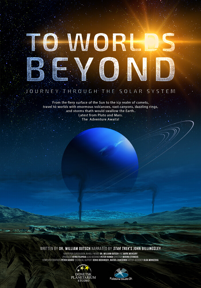 To Worlds Beyond – Journey Through The Solar System
