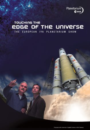 Touching the Edge of the Universe - Fulldome Show