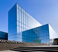 Image of Anchorage Museum at Rasmuson Center