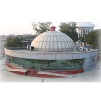 Image of Arya Bhatt Planetarium