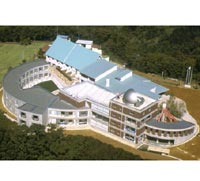 Image of Astronomical Observation Center