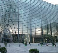 Image of Beijing new Planetarium - Dome 3D
