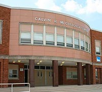 Image of Calvin R. McCullough Middle School