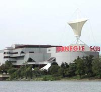 Image of Carnegie Science Center
