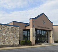 Image of Cedar Crest High School