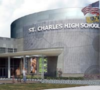 Image of Charles County Public Schools - St. Charles High School