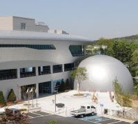 Image of Cheonan Hongdaeong Science Museum CI