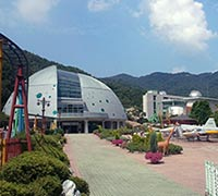 Image of Cheongju Land - Galileo Planetarium