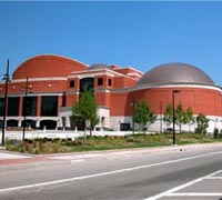 Image of Clay Center for Arts and Sciences of West Virginia