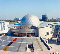 Image of Daqing Science & Technology Museum