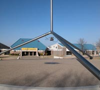 Image of Don Harrington Discovery Center (DHDC)