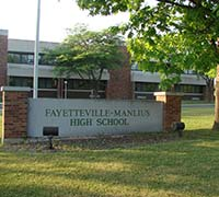 Image of Fayetteville Manlius High School