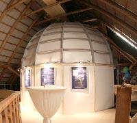 Image of Forderkreis Planetarium Goettingen e.V. - Universitats-Sternwarte