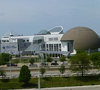 Image of Great Lakes Science Center