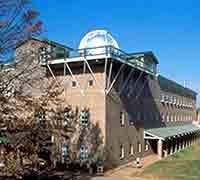 Image of Guilford College - Frank Family Science Center