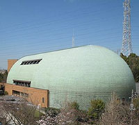 Image of Hamagin Space Science Center