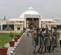 Image of Kalpana Chawla Memorial Planetarium