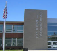 Image of King Science and Technology Magnet