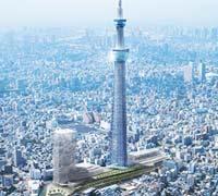 Image of Konica Minolta Planetarium TENKU in Tokyo SKYTREE TOWN