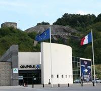 Image of La Coupole - Centre d'Histoire et de Memoire - Planetarium 3D - Centre de ressources