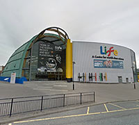 Image of Life Science Centre
