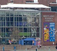 Image of Maryland Science Center