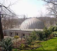 Image of Menke-Planetarium der Fachhochschule Flensburg