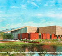 Image of New Bell Museum (UMN)
