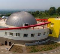 Image of Novosibirsk planetarium