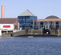 Image of Oregon Museum of Science and Industry (OMSI)