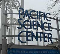 Image of Pacific Science Center