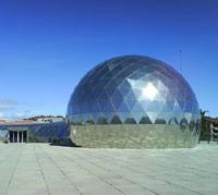 Image of Planetario y Nanoplanetario en MUNCYT Alcobendas