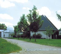 Image of Planetarium and Observatory Laupheim