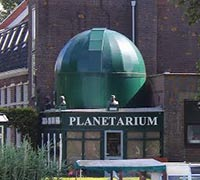 Image of Rotterdam Planetarium