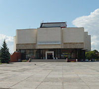 Image of Samara Regional History Museum. PV Alabina