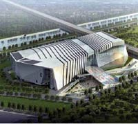 Image of Shanxi Science & Technology Museum