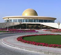 Image of Sharjah Center for Astronomy and Space Sciences