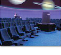 Image of Sharjah Women's College - Higher Colleges of Technology Planetarium