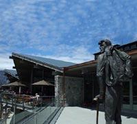 Image of Sir Edmund Hillary Alpine Center - Aoraki Mount Cook