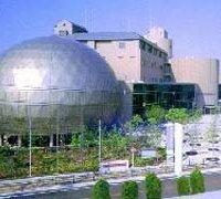 Image of Sofia and Sakai planetarium