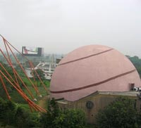 Image of Space Theatre of Science City