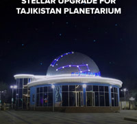Image of Tajiskistan Planetarium
